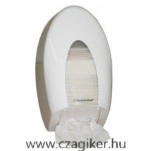 Kimberly Clark hajtogatott toalettpapír adagoló