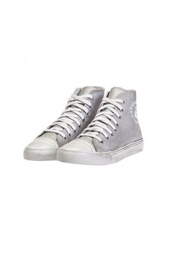 Undersolo Scarpe Sneakers Unisex | Special Argento #shoes #sneakers #silver #argento