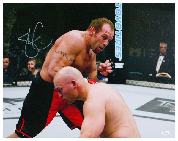 Shane Carwin 16x20 Autographed UFC Photo w/JSA