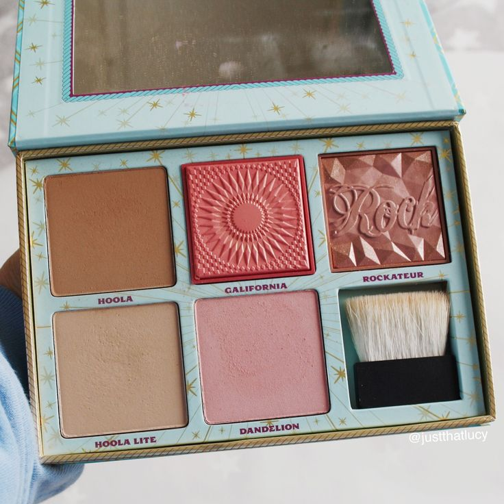 New Benefit Cheek Parade Palette