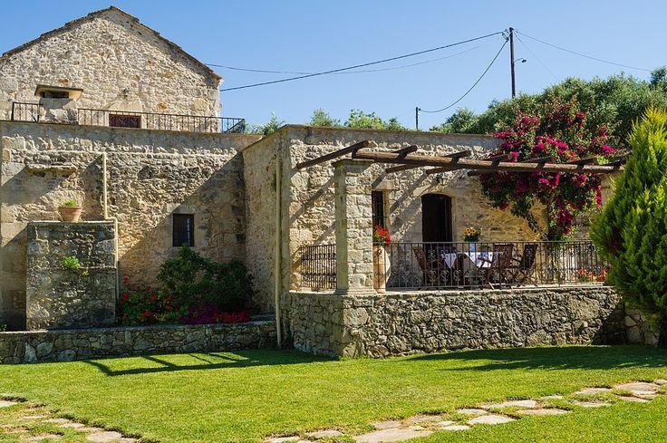 Villa Kontis Exterior   Kontis Village