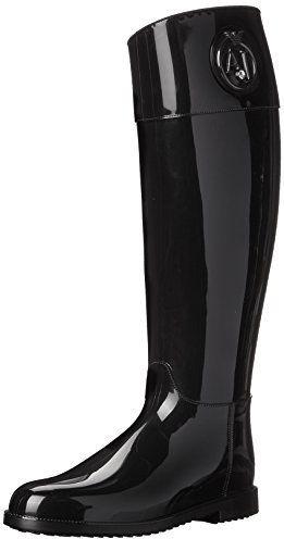 Armani Jeans Women's Rainboot with Crystal Rain Shoe on shopstyle.com