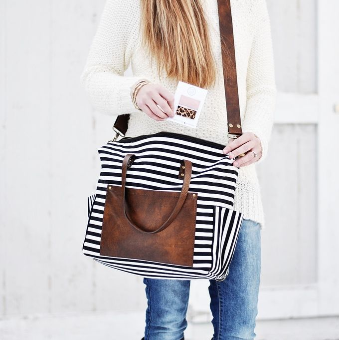 Seaport Stitches Kickstarter!!!  If you love this diaper bag... hurry and pre-order!!