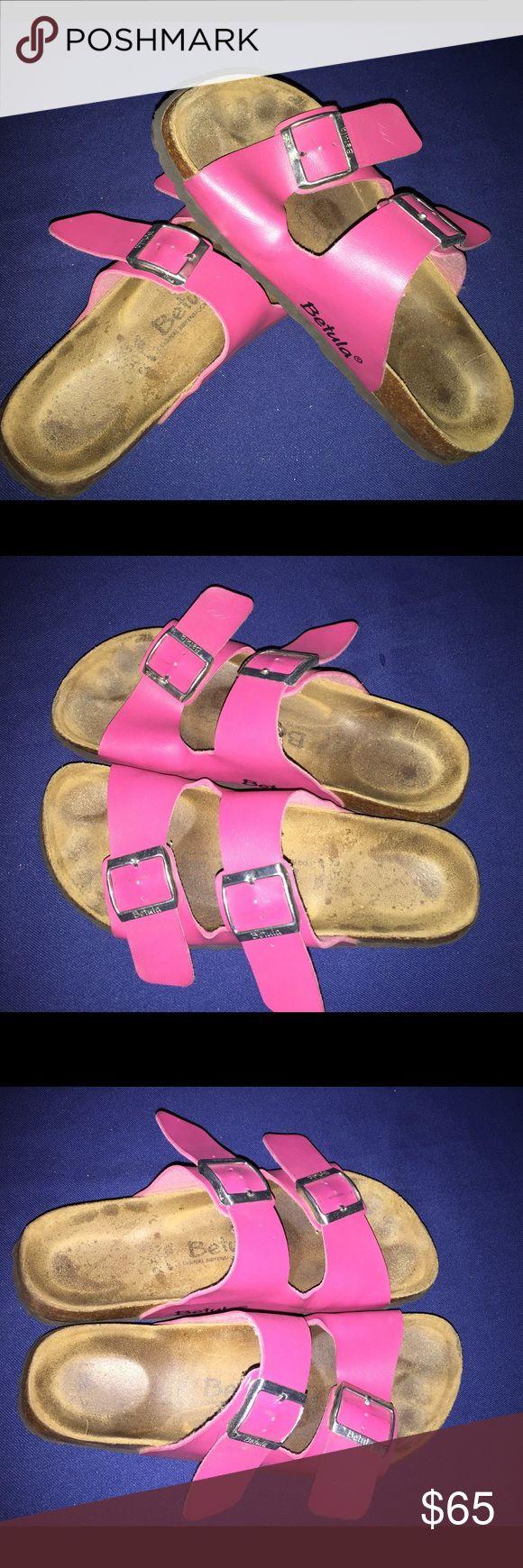 Bétula by Birkenstock size 39 Gently used Birkenstock Shoes Sandals