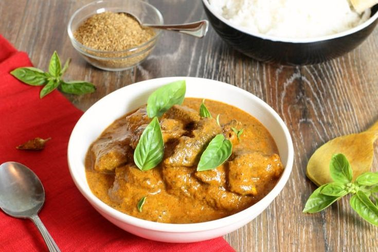 A popular curry dish with Persian and Indian history, this beef korma recipe is easy to make at home with everyday ingredients.