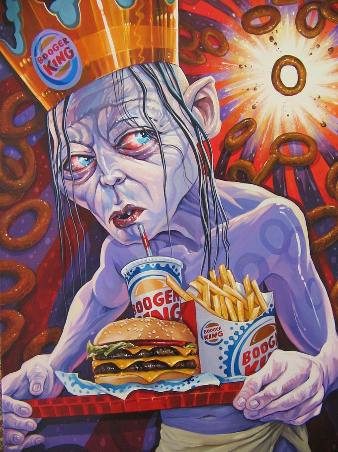 illustrations by Dave Macdowell
