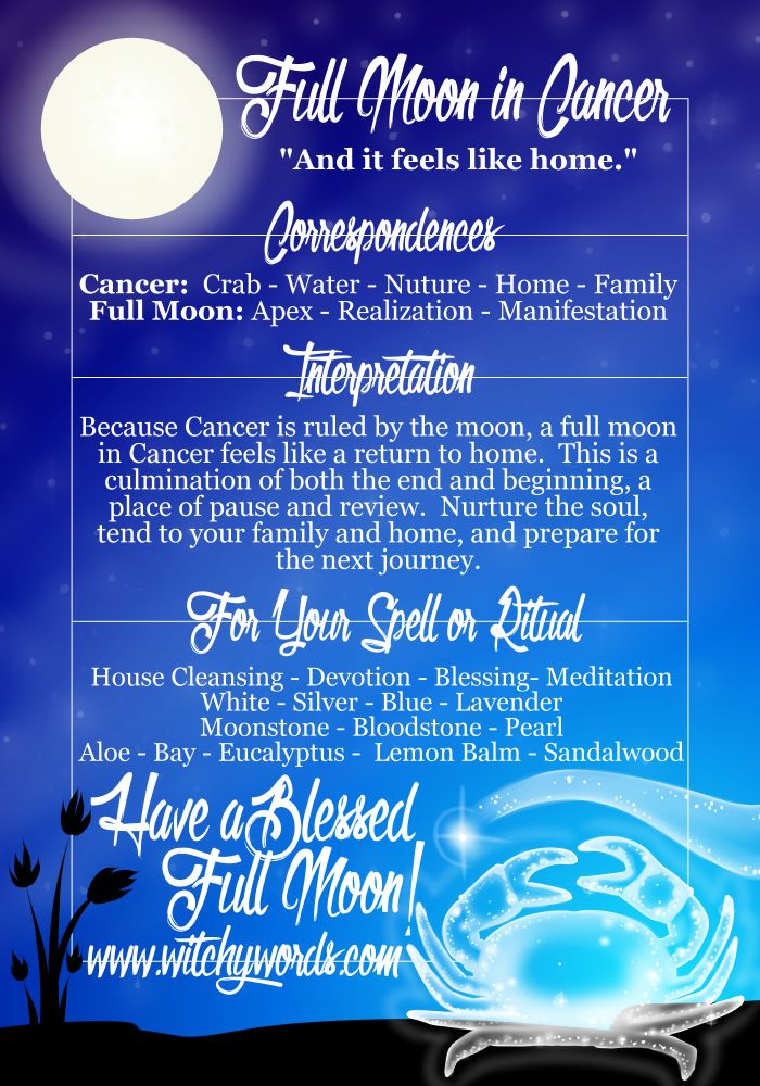 Today's our first 2017 full moon!  In the spirit of the New Year, I'm starting a new series on full moon correspondences!  You're welco...