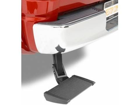 Bestop TrekStep Tailgate Step available at http://www.realtruck.com/bestop-trekstep-tailgate-step/ for $199.99.