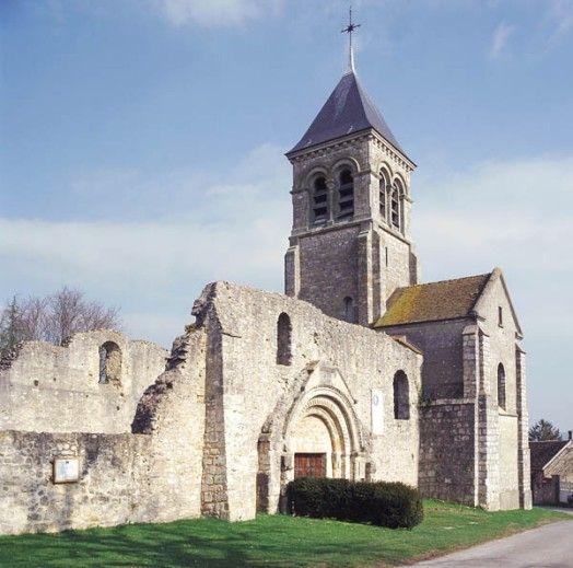 Eglise Sainte-Marie-Madeleine, Montchauvet