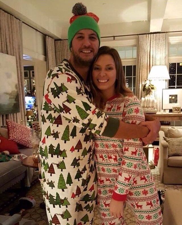 Christmas onesie babes