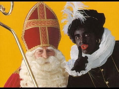 Dutch Santa and Black Pete come to town!