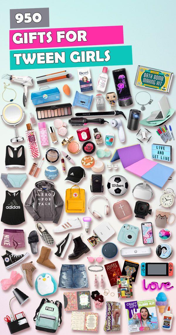 Gifts For Tween Girls Birthday gifts Tween girl gifts