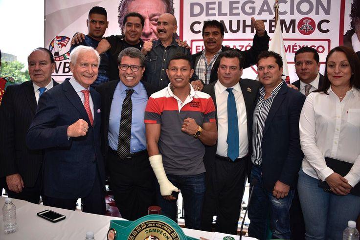 El Campeón Súper Pluma del Consejo Mundial de Boxeo, el mexicano Miguel Berchelt quiere mantener por muchos años la diadema que ostenta del...