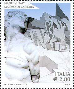 Made in Italy - Marmo di Carrara (2006)