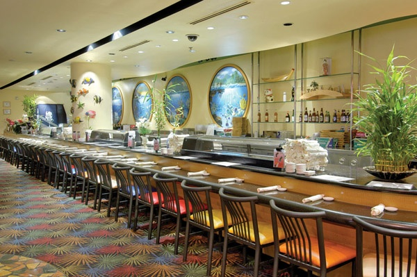 Koji Sushi Bar & China Bistro at The Orleans Hotel & Casino   OrleansCasino.com