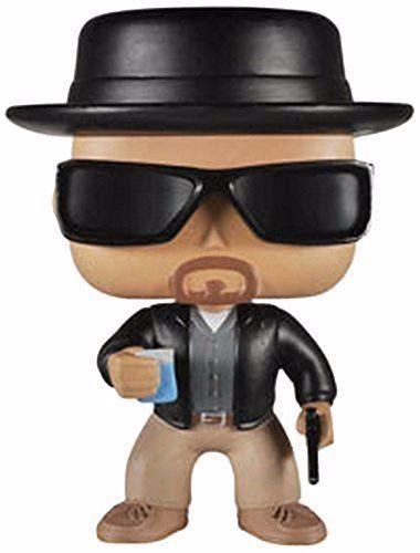 Funko POP Television Breaking Bad Heisenberg Action Figure
