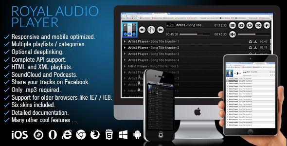 Royal Audio Player (Media)