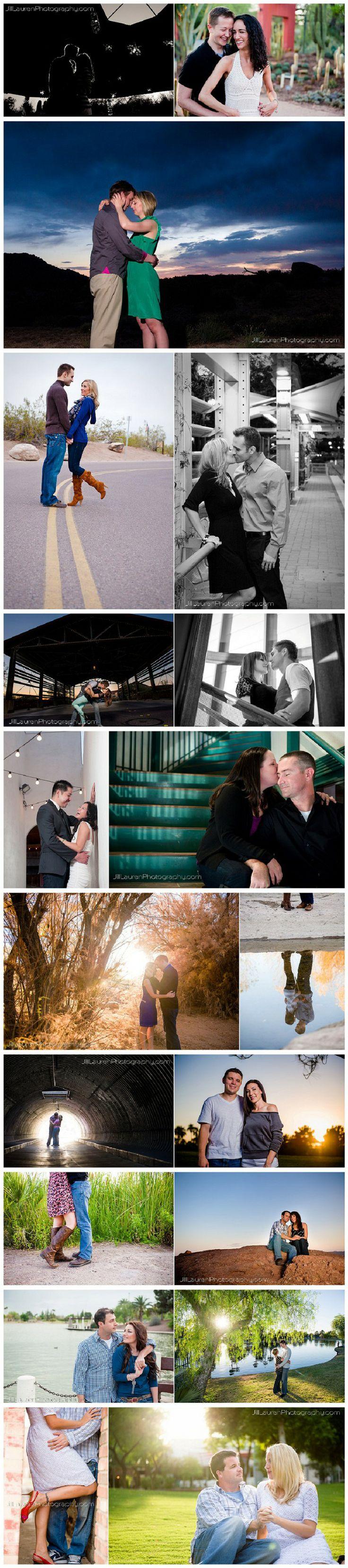 Top 10 Best Engagement Photo Locations in Phoenix Arizona