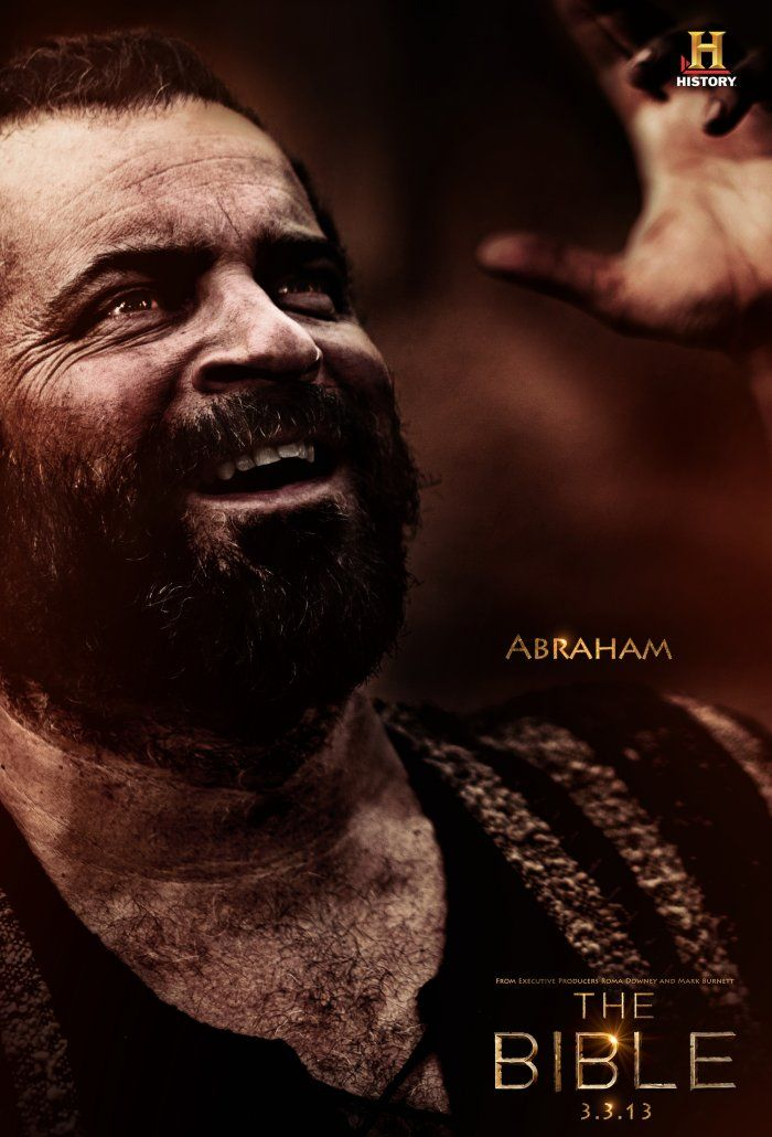 Backplane - The Bible Series  Abraham! This was great..gonna be watching this every sunday now =)