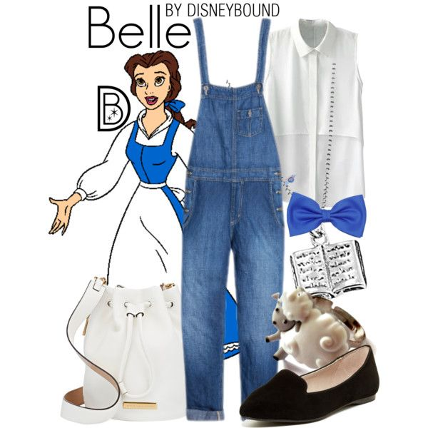 Disney Inspired Outfits Belle Best 25+ Disney bound ...