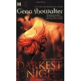 The Darkest Night (Lords of the Underworld, Book 1) (Mass Market Paperback)By Gena Showalter