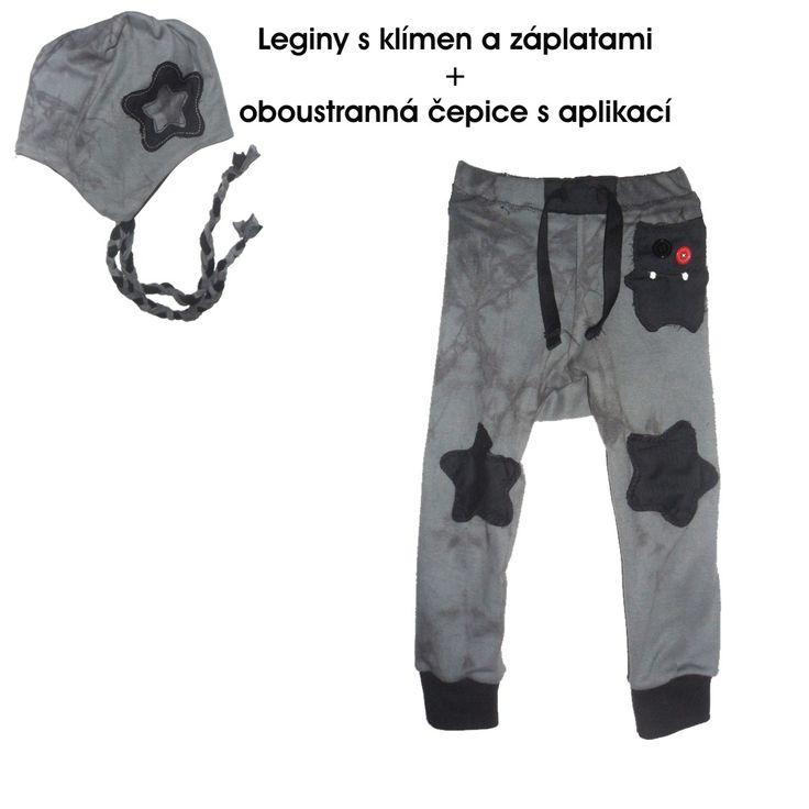 leggings with cap
