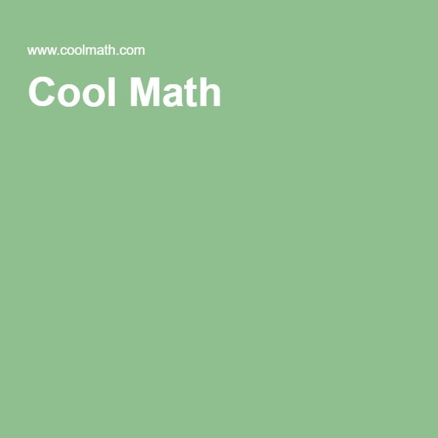 Stupendous 1000 Ideas About Play Cool Math Games On Pinterest My Maths Easy Diy Christmas Decorations Tissureus