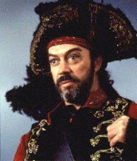 Muppet Treasure Island, Tim Curry as Long John Silver - Possibly the one who started it all for me