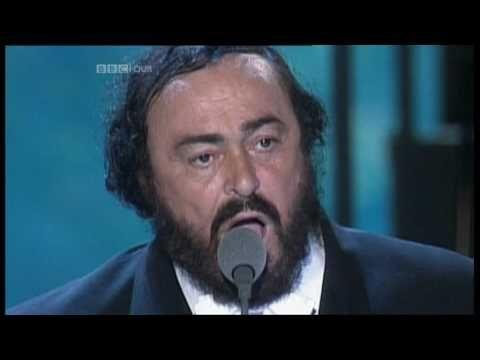 Passengers (U2 & Brian Eno) & Luciano Pavarotti 'Miss Sarajevo' (re-edited version). - YouTube