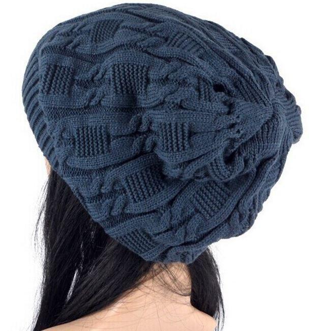 Dámská zimní pletená velká čepice modrá – SLEVA 50 % + POŠTOVNÉ ZDARMA Na tento produkt se vztahuje nejen zajímavá sleva, ale také poštovné zdarma! Využij této výhodné nabídky a ušetři na poštovném, stejně jako …