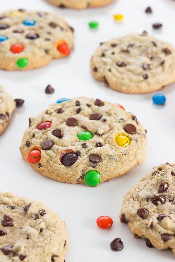 {Secret Ingredient} Bakery-Style Chocolate Chip Cookies