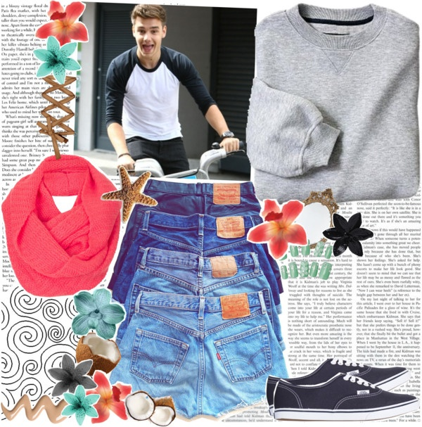 """You've got holes in your jeans and a few in your heart. ♥ //"" by elle-woods-lb ❤ liked on PolyvoreA Mini-Saia Jeans, Ranodom Polyvore, Free Style"