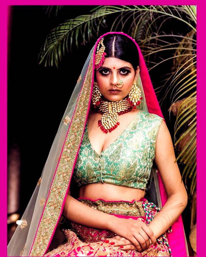 Best bridal makeup artists in jaipur to book this wedding