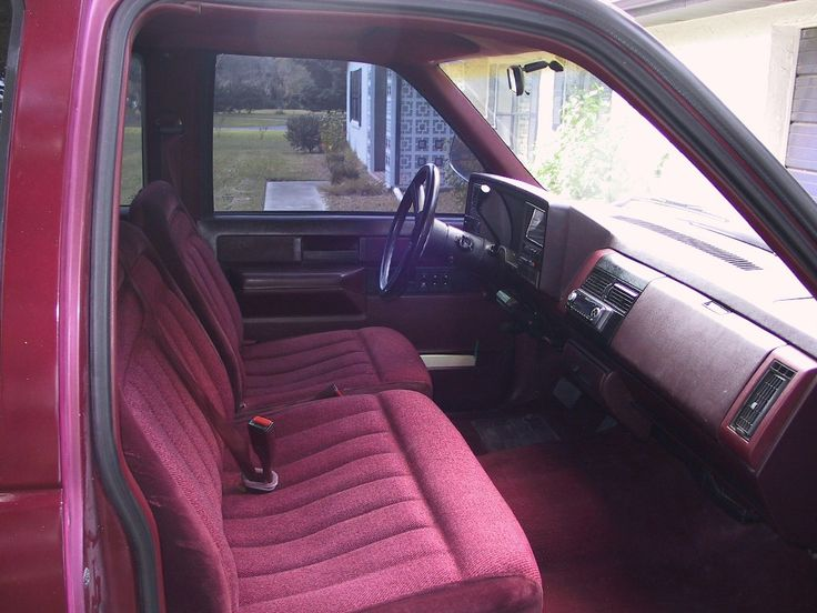 1989 chevy 1500 truck interior/cab - Google Search