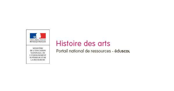 L'Histoire des arts dans les nouveaux programmes de collège (rentrée 2016)