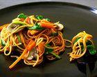 Recette de Lo mein végétarien Nouilles chinoises en vidéo