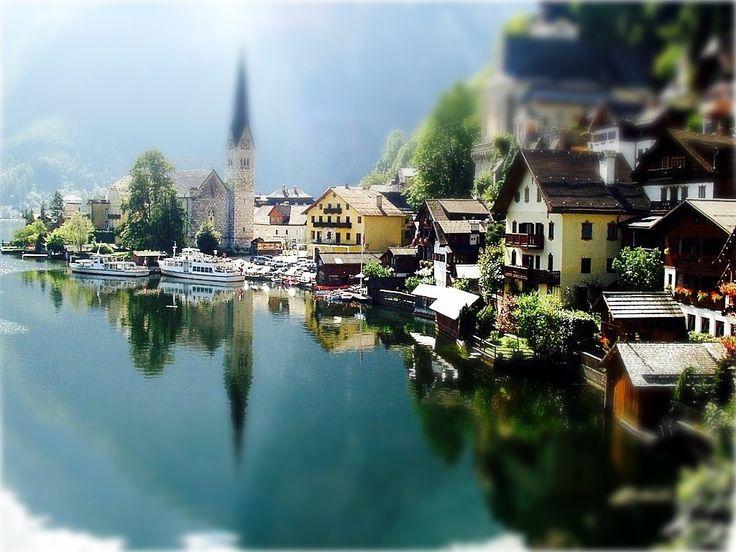 Hallstatt, Austria - by ToyCam