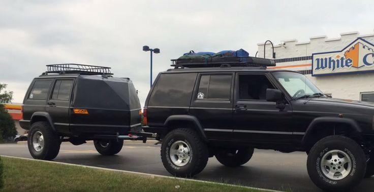 Cherokee Teardrop Ford Raptor Y Xj Pinterest Camioneta
