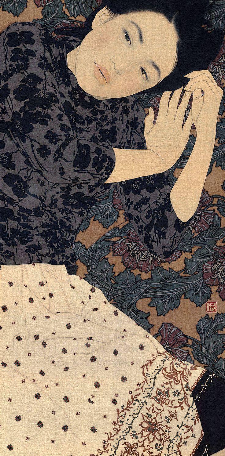 Ikenaga Yasunari, 1965   Tutt'Art@   Pittura * Scultura * Poesia * Musica  