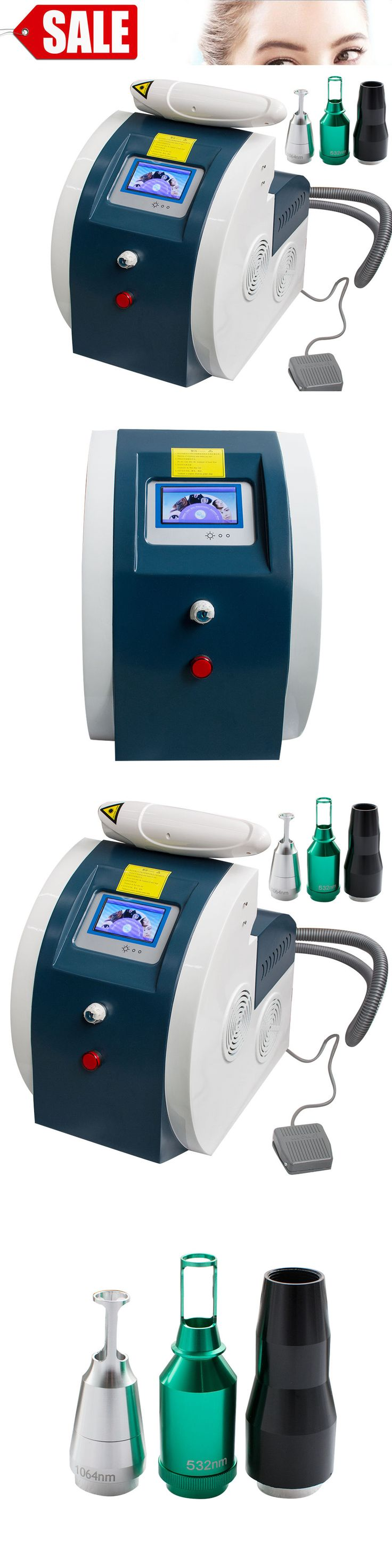 Tattoo Removal Machines: Tattoo Removal Eyebrow Pigment Removal Beauty Machine Remove Eye Line Lip Line -> BUY IT NOW ONLY: $1035 on eBay!