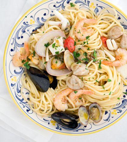 Spaghetti allo scoglio - quandopasta.it