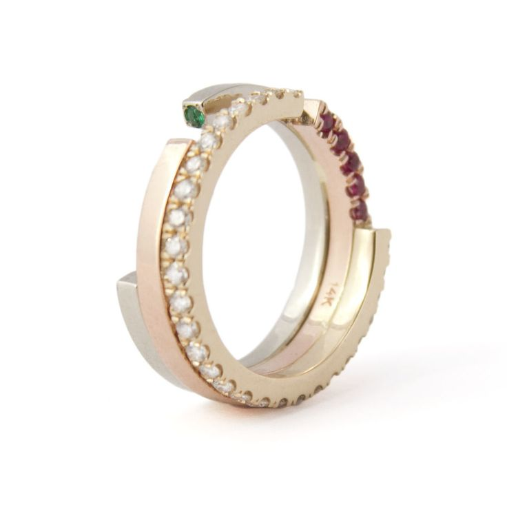 custom torque ring — Tilda Biehn
