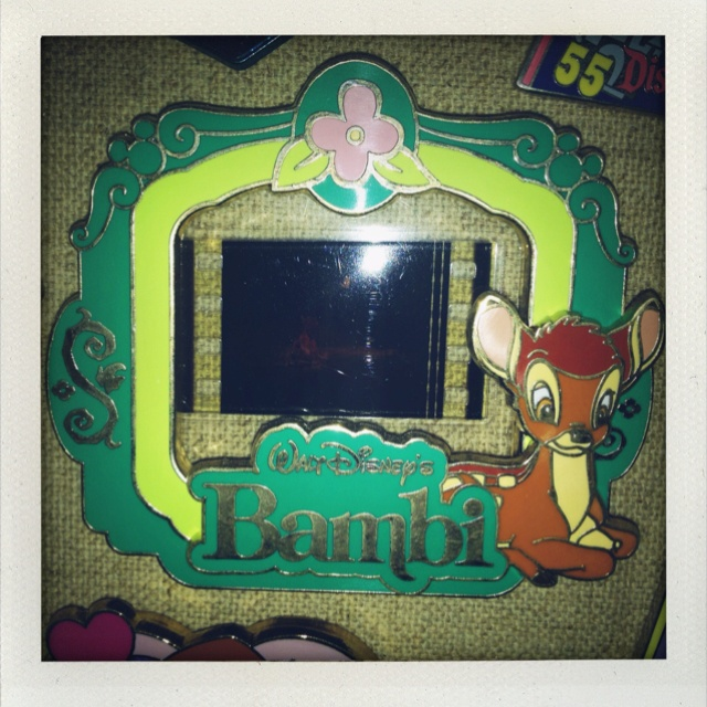 Bambi Film Piece