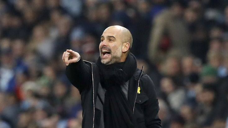 Pep Guardiola impressed by Manchester City character #News #ClubNews #composite #Football #guardiola