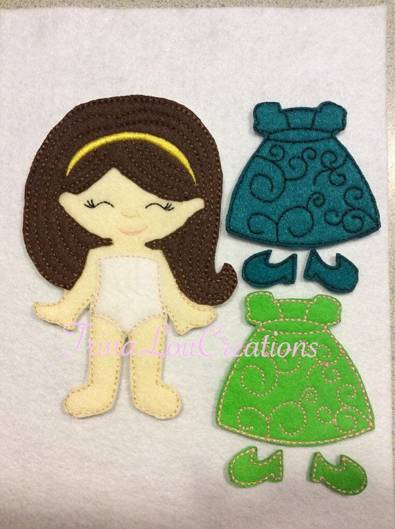 17 Best images about Felt Dolls and Angels on Pinterest ...