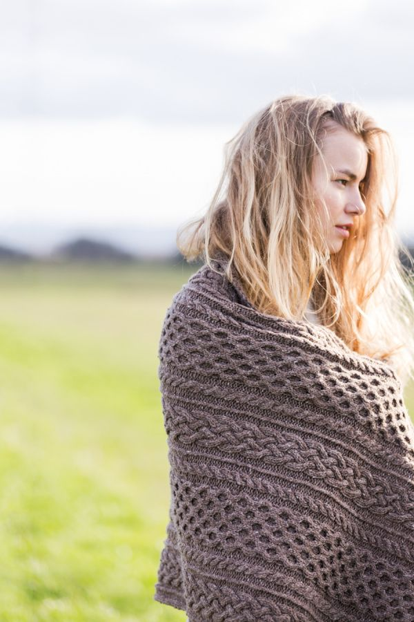 Aquinnah :: Brooklyn Tweed :: Wool People 10 :: Kerry Robb