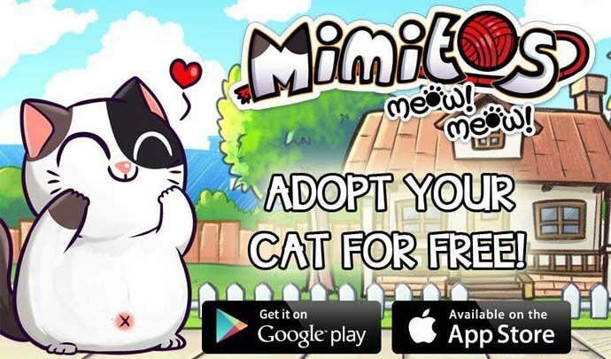Aplikasi Android Untuk Para Pecinta Kucing - Teknologia | Mimitos Cat