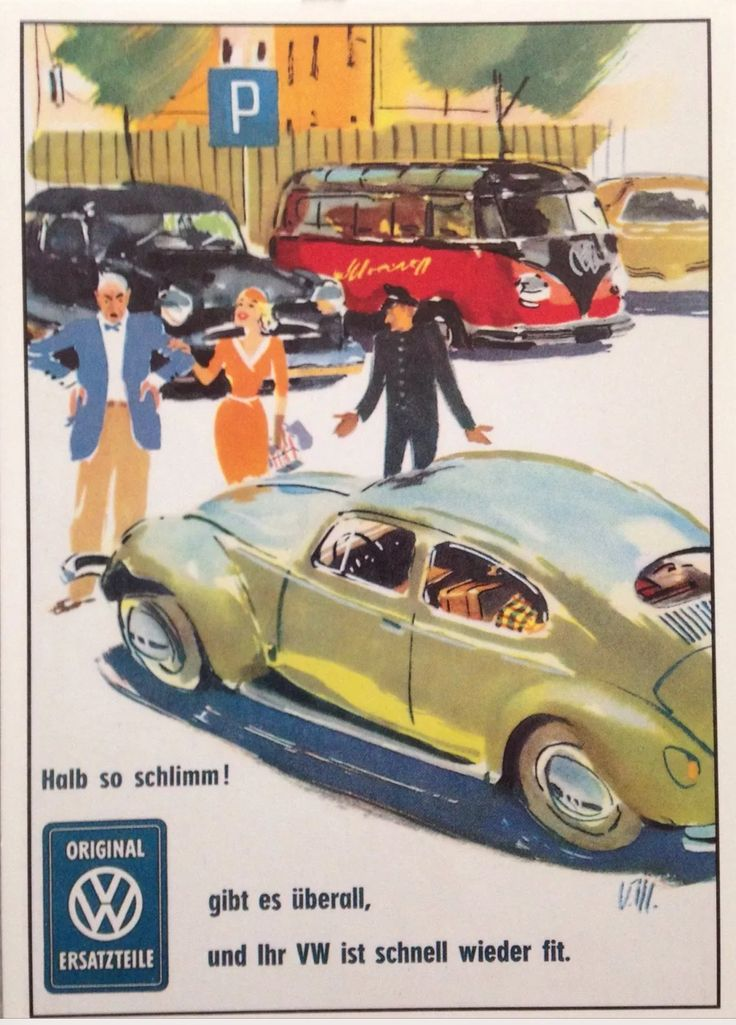 Pin by Asbjørn on VW ads | Pinterest | Vw beetles, Beetles and ...
