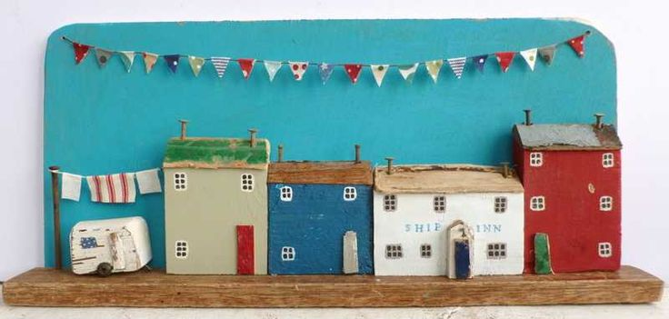 Driftwood street – Kirsty Elson Designs, based in Cornwall
