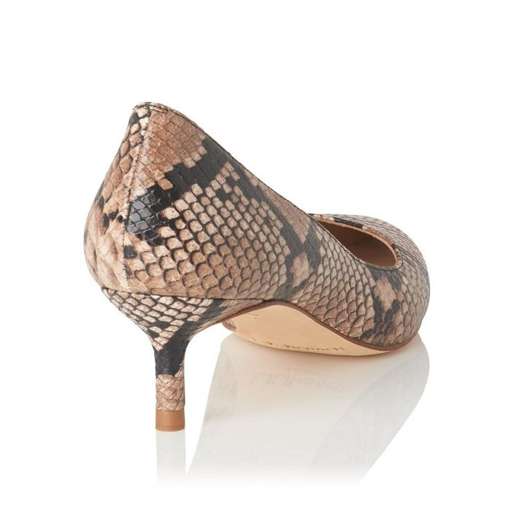 Audrey Animal Print Courts | Shoes | L.K.Bennett